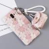 เคส Huawei Mate 9 พลาสติก TPU ลายดอกไม้แสนน่ารัก พร้อมสายคล้องมือและกระเป๋าเก็บสายหูฟัง ราคาถูก