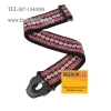 สายสะพาย Planet Waves Lock Strap 50PLA13 Henna