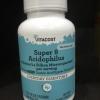 #อึไม่ออก Vitacost Super 8 Acidophilus ProBiotic -- 120 Vegetarian Capsules