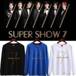 เสื้อแขนยาว (Sweater) SJ - WORLD TOUR SUPER SHOW 7