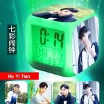 นาฬิกาปลุกลูกเต๋า Hu Yi Tian