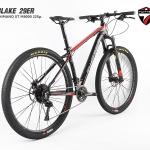 จักรยานเสือภูเขา TWITTER BLAKE 29ER 22สปีด XT Groupset Mix ปี 2018