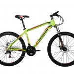 จักรยานเสือภูเขา KEYSTO KS007 เฟรมเหล็ก 21 สปีด 2017