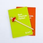 สมุด B.A.P