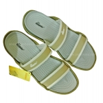 รองเท้า PataPata 2 สายสีครีม-เทา
