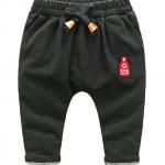 กางเกง สีดำ แพ็ค 5 ชุด ไซส์ 100-110-120-130-140