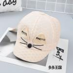 หมวก สีกากี แพ็ค 5ใบ ไซส์รอบศรีษะ 52cm