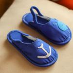รองเท้าเด็กแฟชั่น สีน้ำเงิน แพ็ค 5 คู่ ไซส์ 26-27-28-29-30