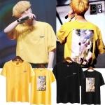 เสื้อยืด (T-Shirt) Lazy แบบ Yugyeom