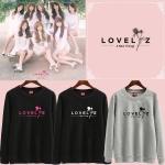 เสื้อแขนยาว (Sweater) Lovelyz - A New Trilogy