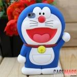 case iphone 4s 4 เคสซิลิโคน 3D รูปตัวการ์ตูนน่ารักๆ โดเรมอน คิตตี้ Paul frank