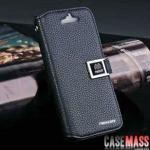 case iphone 5 เคสไอโฟน5 เคสกระเป๋าหนังฝาพับข้าง Korea mercury iPhone5 leather