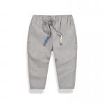 กางเกงขายาวสีเทา [size 4y-5y-6y-7y-8y]