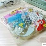 เคส iphone 6 4.7 นิ้ว พลาสติกโปร่งใสสกรีนลายเจ้าหญิงดิสนีย์ ราคาถูก -B-
