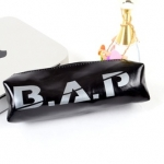 กระเป๋าดินสอ B.A.P. สีดำ