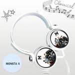 หูฟังครอบ MONSTA X - THE CODE