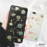 เคส iPhone 8 Plus พลาสติก TPU กากเพชรฟรุ้งฟริ้งน่ารักมาก ราคาถุก