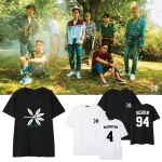 เสื้อยืด เสื้อแฟชั่นเกาหลี EXO The war Kokopop (ระบุชื่อศิลปิน)