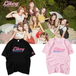 เสื้อยืด (T-Shirt) TWICE - Twicetagram