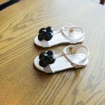 รองเท้าเด็กแฟชั่น สีขาว แพ็ค 5 คู่ ไซส์ 31-32-33-34-35