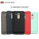 เคส Huawei Nova Plus พลาสติก TPU สีพื้นเรียบ เท่ สวยงามมาก ราคาถูก