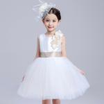 ชุดเจ้าหญิง สีขาว แพ็ค 5ชุด ไซส์ 110-120-130-140-150 (เลือกไซส์ได้)