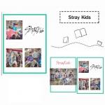 สมุด Stray Kids