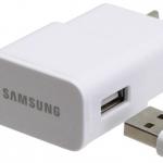 ที่ชาร์จ Samsung Galaxy และ Samsung Note - White**งานเทียบของแท้**