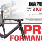 Fuji Norcom Straight 1.1 Frameset 2017 Triathlon Bike