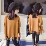 เสื้อ สีเหลือง แพ็ค 5 ชุด ไซส์ 120-130-140-150-160 (เลือกไซส์ได้)