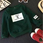 เสื้อ สีเขียว แพ็ค 5 ชุด ไซส์ 90-100-110-120-130 (เลือกไซส์ได้)