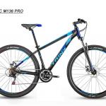 จักรยานเสือภูเขา TRINX M136Pro 29er ,21สปีด ชิมาโน่ เฟรมอลู แกนปลดเร็ว 2018
