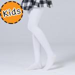 [ไซส์เด็ก] K7993 ถุงน่องเด็กสีขาว