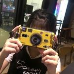 เคส Huawei Mate 9 Pro ซิลิโคนรูปกล้องถ่ายรูปสุดเท่ ตรงเลนส์สามารถยืดออกมาตั้งได้ พร้อมสายคล้อง ราคาถูก
