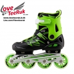 รองเท้าสเก็ต rollerblade รุ่น MZG สีเขียว Size M , L
