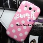 เคส S3 Case Samsung Galaxy S3 เคส TPU ลายจุด แสนหวาน น่ารักๆ Polka Dot TPU Case