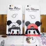 เคส iPhone 6s Plus / 6 Plus (5.5 นิ้ว) พลาสติกลายการ์ตูนน่ารัก ราคาถูก