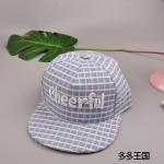 หมวก สีน้ำเงิน แพ็ค 5ใบ ไซส์รอบศรีษะ 54cm