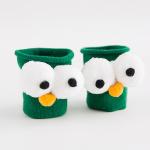 ถุงเท้าสั้น สีเขียวเข้ม แพ็ค 12 คู่ ไซส์ L (อายุ 6-8 ปี)
