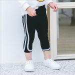 กางเกง สีดำ แพ็ค 5ชุด ไซส์ 80cm-90cm-100cm-110cm-120cm