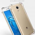 เคส Huawei Y7 Prime ซิลิโคนขอบกันกระแทกโปร่งใส Crystal Clear ราคาถูก