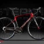 จักรยานเสือหมอบ TWITTER Stealth 2.0 เฟรมคาร์บอน 22 สปีด 105 Groupset ล้อแบร์ริ่งลื่นๆ 2019