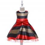 ชุดกระโปรง สีแดง แพ็ค 6 ชุด ไซส์ 100-110-120-130-140-150 (เลือกไซส์ได้)