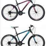 จักรยานเสือภูเขา Giant Rincon LTD,V brake 21 สปีด 2017
