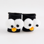 ถุงเท้าสั้น สีดำ แพ็ค 12 คู่ ไซส์ L (อายุ 6-8 ปี)