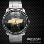 นาฬิกาแฟชั่น 3 D NEW CHEVROLET CHEVY SILVERADO TRUCK
