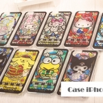 เคส iphone 6 4.7 inch screen พลาสติกการ์ตูน Sanrio คล้ายกระจกโมเสกสวยน่ารัก ราคาถูก