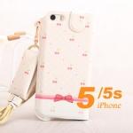 เคส iphone 5 / 5s ซองหนังโชว์หน้าขอแบบเต็ม ลายอาร์ตๆ เท่ๆ ราคาส่ง ขายถูกสุดๆ