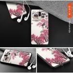 เคส Huawei Mate 9 พลาสติกสกรีนลายแนวภาพวาดสวยงามมาก ราคาถูก