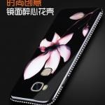 เคส Huawei GR5 พลาสติกลายดอกไม้สุดวิ้งสวยงาม ราคาถูก (ไม่รวมสายคล้องและแหวน)
